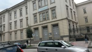 Il liceo scientifico Mancini